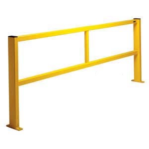 Straight Sectional Pedestrian Safety Barriers