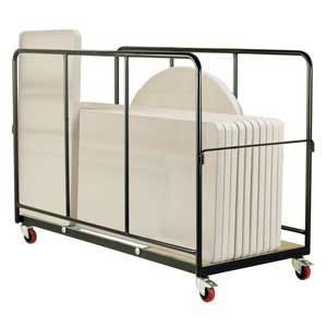 Universal Table carrying Trolley