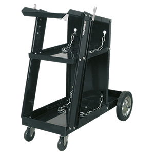 3 Tier Portable Welding Trolley with FREE UK Delivery