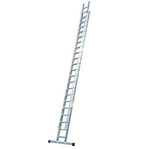 Trade Extension Ladders with Stabiliser Bar with FREE UK Delivery