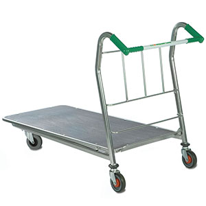 Tradesperson Nestable Stock Trolley with 200kg Capacity