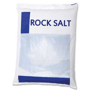 25kg Bags of Rock Salt