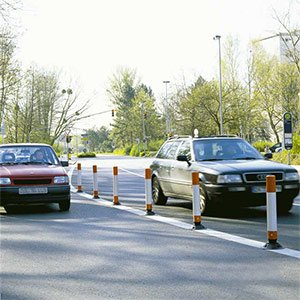 TRAFFIC-LINE Flexible Traffic Post