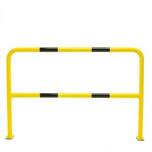 TRAFFIC-LINE Steel Hoop Guard Rails for Indoor and Outdoor Use