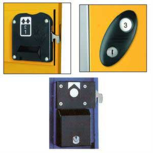 Trespa Laminate Locker Accessories