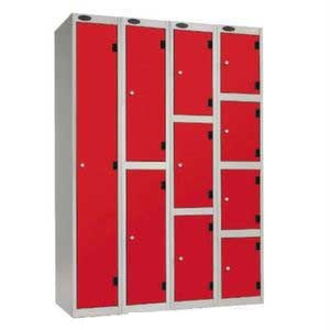 Trespa Laminate Inset Door Lockers