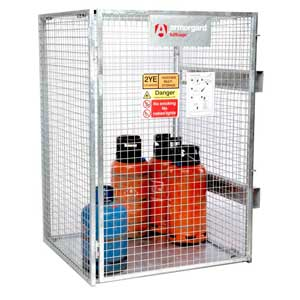 Armorgard TuffCage Folding Storage Cage