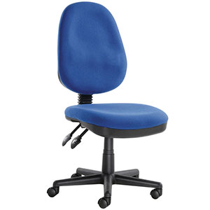 Twin Lever Operator Chairs, Height & Tilt Adjustment