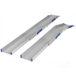 Ultralight-Combi Folding and Telescopic Access Ramp