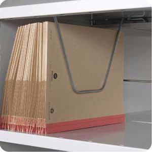 Under-shelf divider for Stormor Solo Compartment Bins