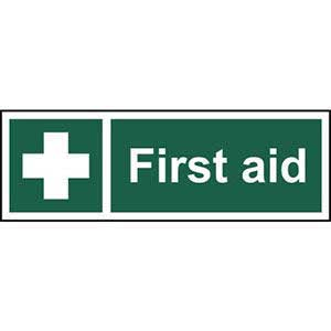 Universal First Aid Sign
