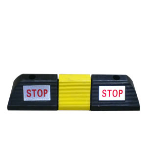 Vehicle Parking Block / Stop 500mm long