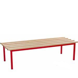 Evolve Range - Square Frame Mezzo Double Sided Bench