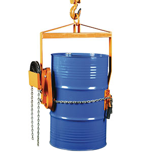 Vertical Drum Lifters, for 210 Litre Drums with FREE UK Delivery