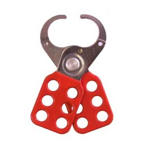 Vinyl Coated Lockout Hasp