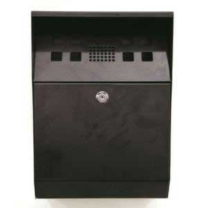 Wall Mounted Budget Smoking Bin