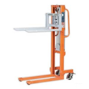 Warrior Manual Winch Stackers