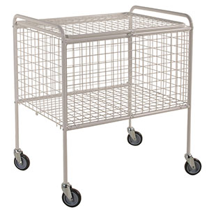 Wire Basket Trucks