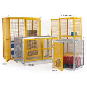 Wire Mesh Security Cages