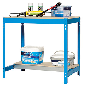 Workshop Workbench with MDF Top with FREE UK Delivery