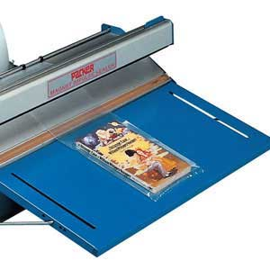 Worktable for Super Magnet Impulse Sealers