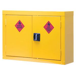 Flammable hazardous storage cabinet