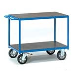 H/D 2-shelf Table top Trolley