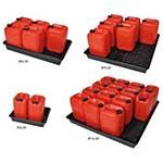 25 litre Vessel Containment Sump Units