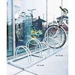 Hoop Bicycle Racks