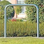 Stainless Steel Bike Hoops
