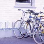 4-Cycle Wall Racks