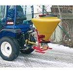 Tractor Salt Spreader