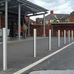 Trinity Stainless Steel Bollards