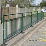 1000mm High Pedestrian Guardrail