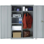 Large Volume Steel Storage Cupboards