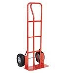 250kg P Handle Sack Truck with Pneumatic Tyres