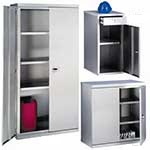 Picture of 304 grade Stainless Steel Cupboards / Cabinets