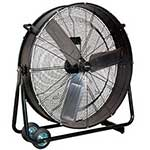 "36"" Industrial High Velocity Drum Fan"