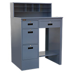 Picture of 4 Drawer Industrial Workstation