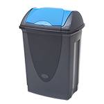 Picture of 50 Litre Push Flap Bins