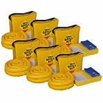 Picture of 50L Shoulder Bag Spill Kits Multipack of 6