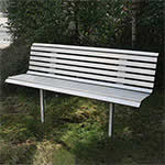 Picture of 550mm Deep Drayton Outdoor Seats