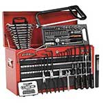 6 Drawer Top Chest Tool Box with 97pc Tool Kit
