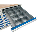 Euroslide 600 Cabinet Drawer Dividers
