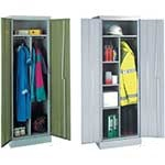 Slimline Steel Storage Cupboards