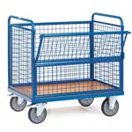 Picture of Wire Mesh Box Trucks / Trolleys