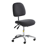 Picture of ESD Ergonomic Upholstered Chairs