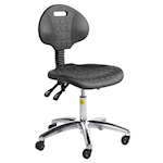 Picture of ESD Polyurethane Fully Ergonomic Chairs