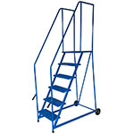 Picture of Easy Access Mobile Steps 3 to 5 tread