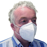 Picture of KN95 (FFP2 protection) Disposable Masks (pack of 10)